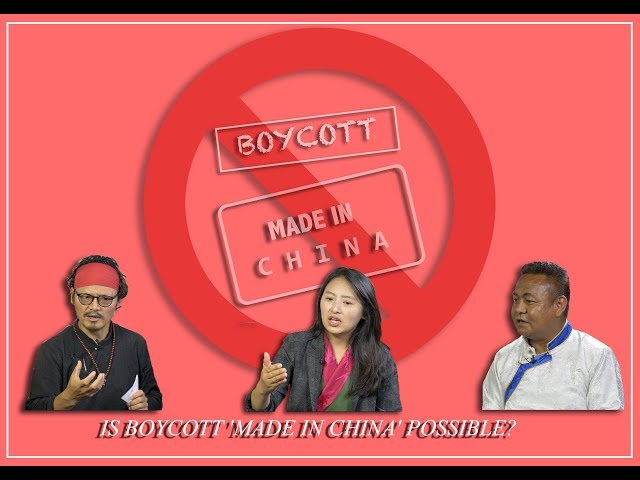 Is boycott 'Made in China' possible?
