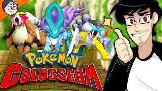 THE BEST POKEMON GAME EVER!? l Pokemon Colosseum!