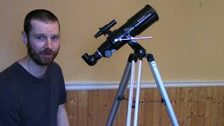 celestron Powerseeker 80AZS. A good first telescope?