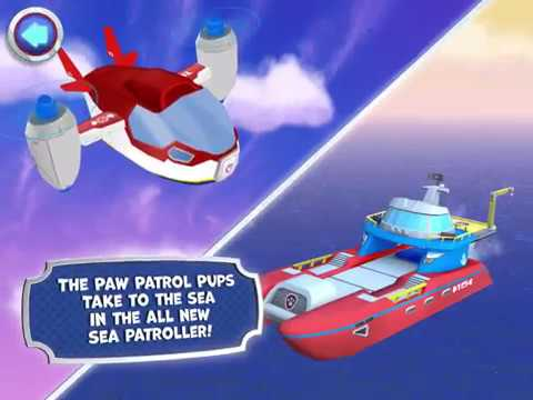 06e2bf2fac PAW Patrol: Air & Sea - Apps on Google Play