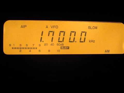 RADIO VOLTEROS    MW    GREECE  CHALIKIDIKI