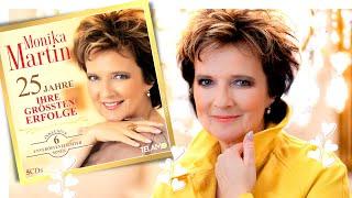 Monika Martin - 25 Jahre Ihre Größten Erfolge (Offizielles Medley)