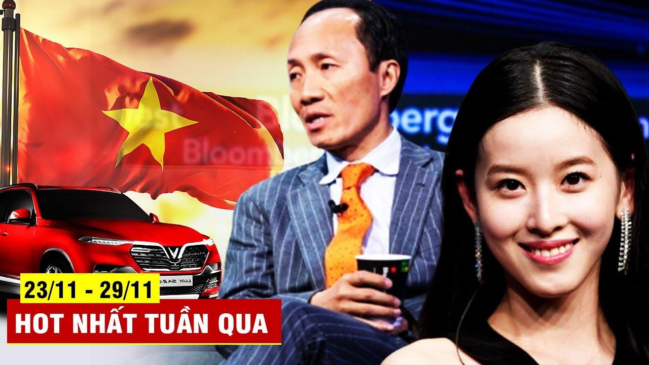 HOT NHẤT TUẦN QUA: Việt Nam Những Điểm Sáng Đáng Ngưỡng Mộ, Hé Lộ Tỷ Phú Gốc Việt Nổi Tiếng Phố Wall