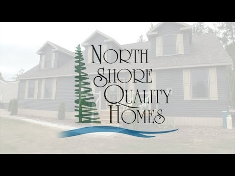 Cape Cod Modular Home by North Shore Quality Homes