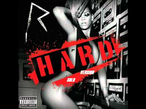Rihanna - Hard (Solo Version)