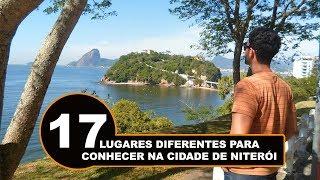 17 Lugares da Cidade de Niterói para Visitar - Turismo - Passeios - Trilhas