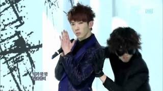 2AM - I Was Wrong (2AM - ????) @ SBS Inkigayo ???? 100321 MP3