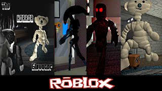 The Horror Elevator By MrBoxz [Roblox]
