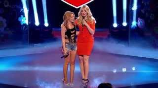 TIME BOMB-KYLIE MINOGUE THE VOICE UK