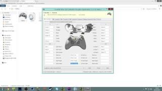 Tutorial - Como emular un Mando de la XBox 360 con un Gamepad Genérico