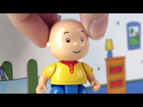 Caillou Holiday Toy Box Unboxing LIVE! 🎄 #CaillouHolidayFun | Caillou Full Episodes ADVERTISEMENT