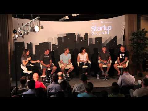 David Cohen & Partners (Techstars Ventures) at Startup Grind Boise