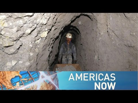 Americas Now— Bolivia mine; Game Changer 06/03/2016