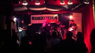 Skarface: Day-O (Banana Boat Song). Estraperlo, Badalona (BCN), January 25th 2013. 2 of 2 videos.