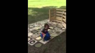 Rodeio infantil