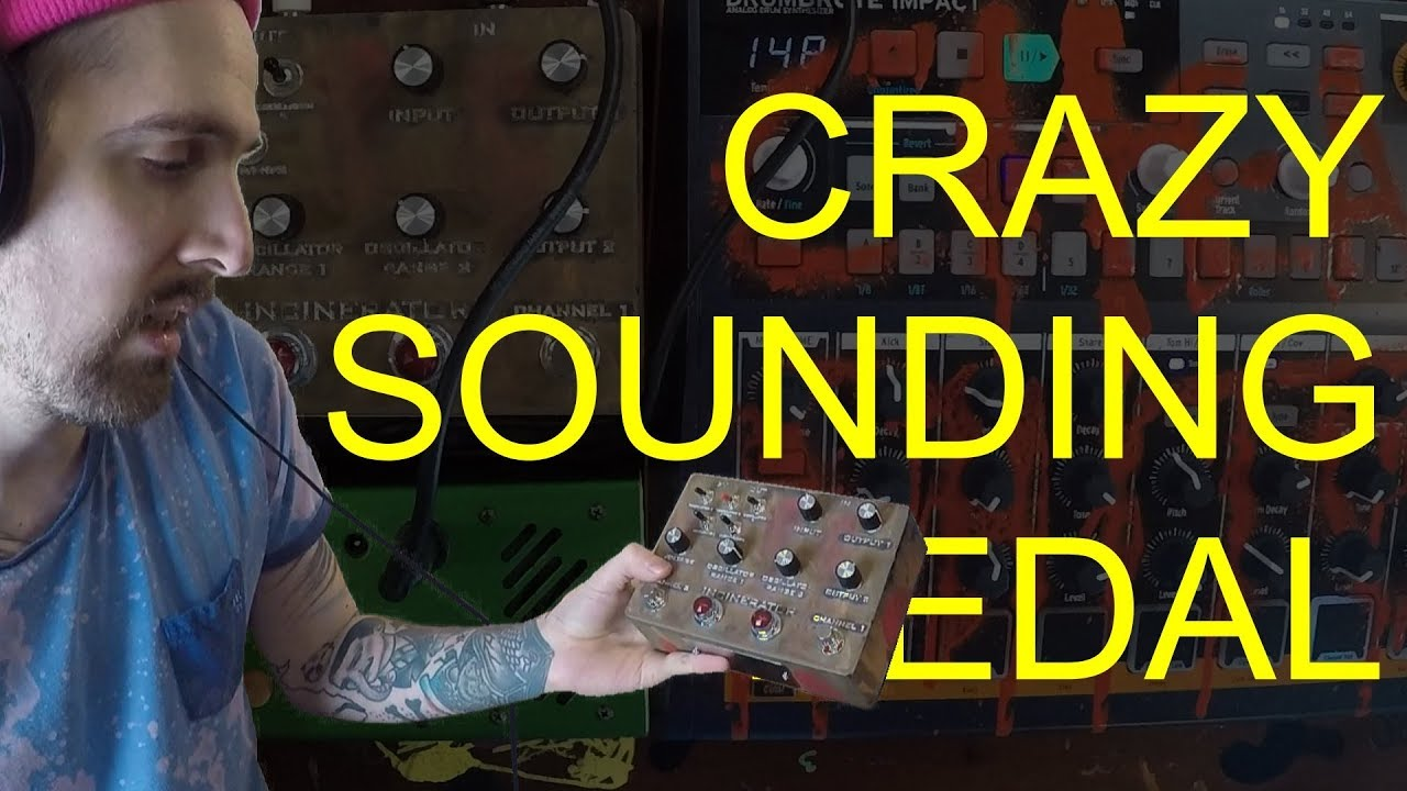 insane drum machine jam with industrialectric incinerator youtube. Black Bedroom Furniture Sets. Home Design Ideas