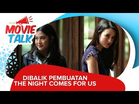 #movietalk-the-night-comes-for-us---dian-sastro-&-julie-estelle