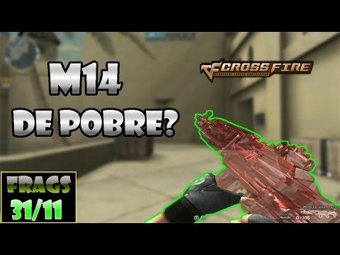 M14 DE POBRE? CrossFire AL