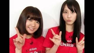 SKE48の松井玲奈、矢方美紀二人は物まねが とてもうまいのはネットで噂...
