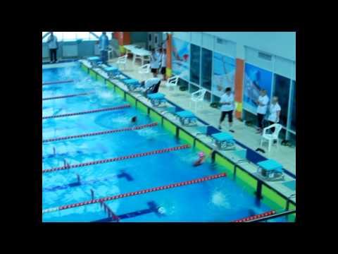 ШП Янтарь Первенство по плаванию, заплыв 50м.
