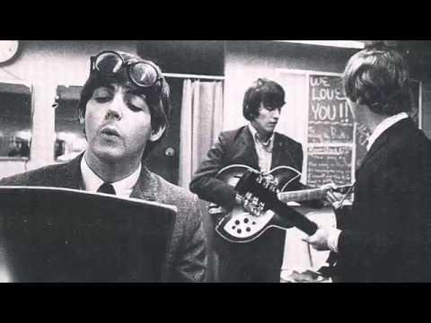 John Lennon with Larry Kane ca. 13 Sept 1964 [Audio Only]