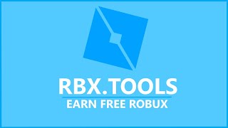 RBX. Tools - Earn FREE Robux! (3,000 Giveaway)