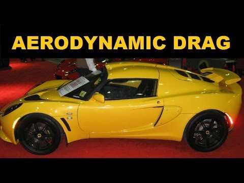 Aerodynamic Drag - Explained