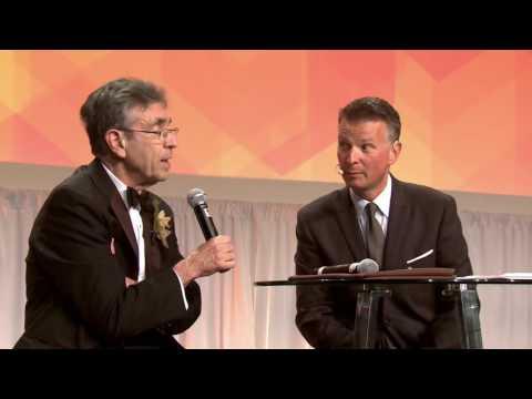 Grand Labo 2015 – Dr. Robert J. Lefkowitz, Nobel Prize in Chemistry 2012
