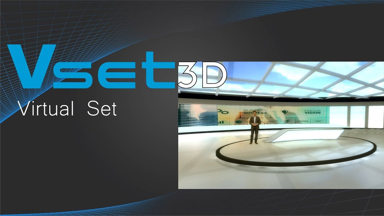Virtual set pour vMix | numelia