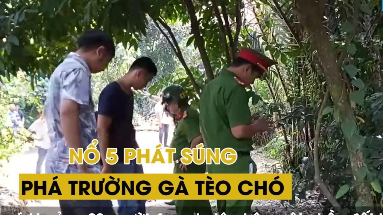 NGHẸT THỞ I Cảnh sát nổ súng bắn 3 người bị thương trong trường gà của Tèo Chó