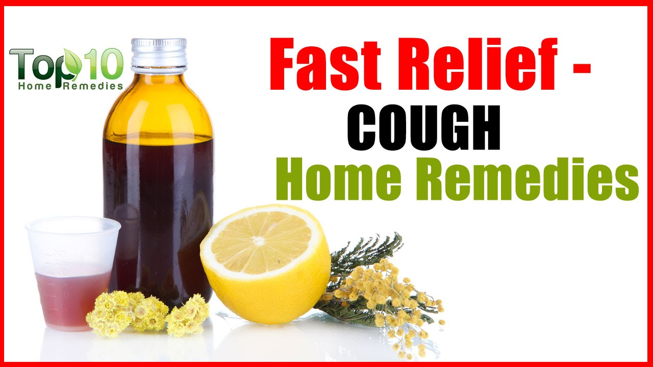 How to cure a wet cough fast
