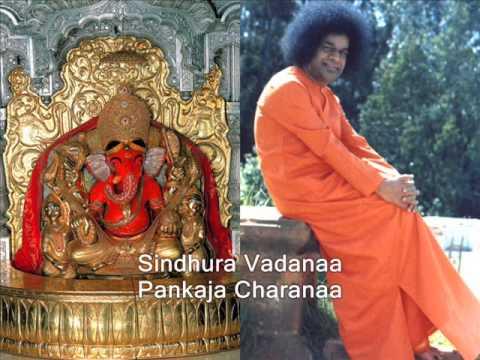 Jai Ganaraya Shree Ganaraya - Sai Ganesha Bhajan