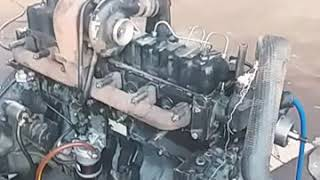 Funcionamento motor DS620 Sisu