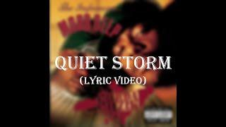 Mobb Deep - Quiet Storm (Lyric Video)