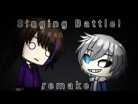 Undertale Vs Afton Family|| Remake- Singing Battle