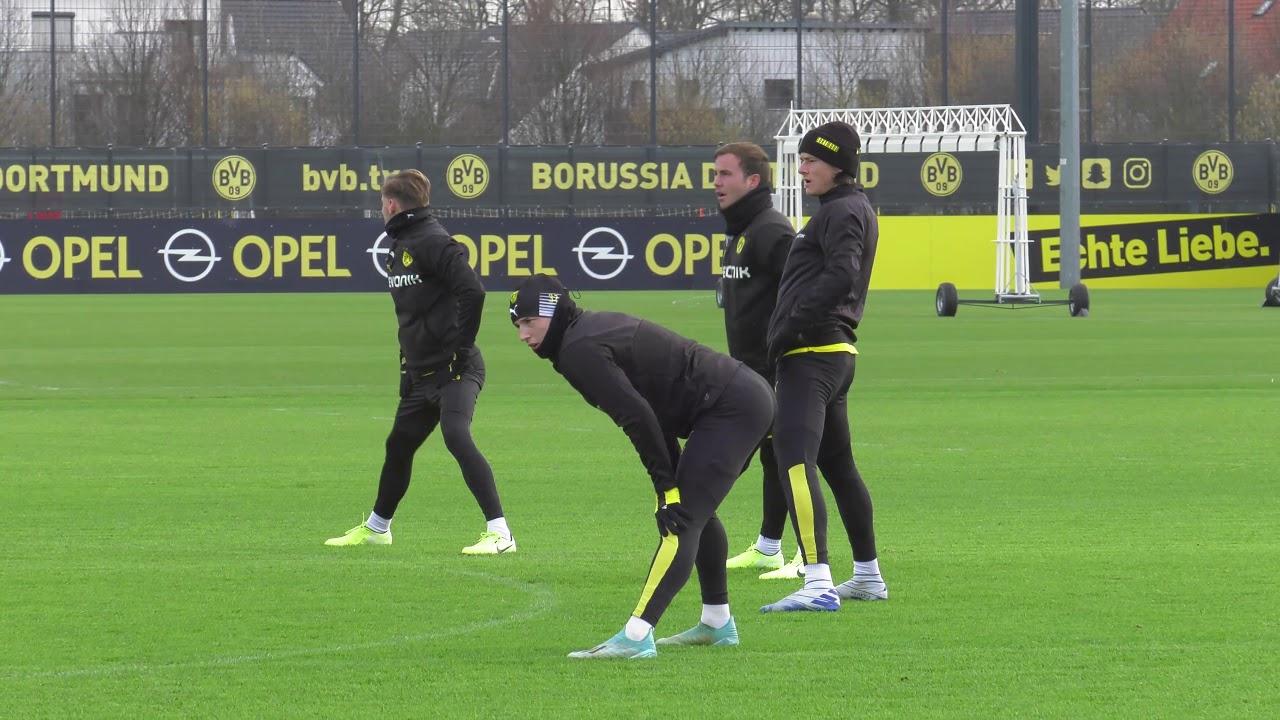 BVB-Training vom 30.01.2020