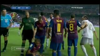 WOW!!! Iniliah Kumpuluan Perkelahian Terpanas El Clasico Madrid vs Barca yang paling menegangkan !!!