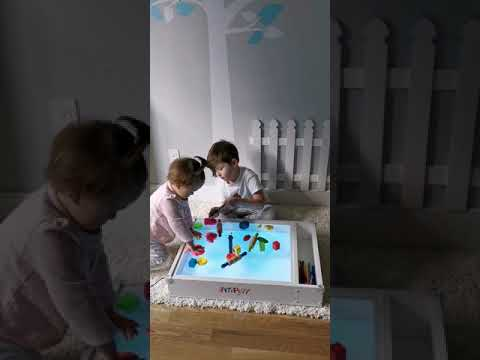 Art Light Activity Box 5-in-1. Must Have In Avery Family!