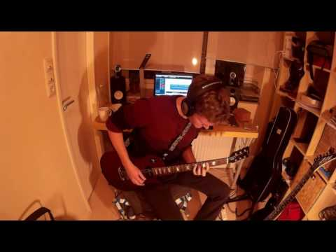 Guitar guitar cover with tabs : Roman Sky (A7X) Guitar Cover with Tabs (Part 1) - YouTube