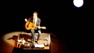 Jorge Drexler - Antes (Teatro Solís Montevideo 2012)
