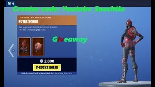 RED KNIGHT GIVEAWAY  #Fortnite #PRO #Gamer #CoBratzz #XGS