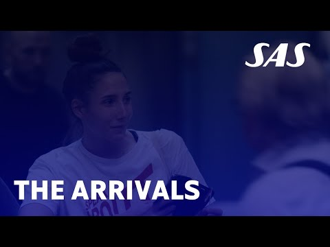 SAS - The Arrivals