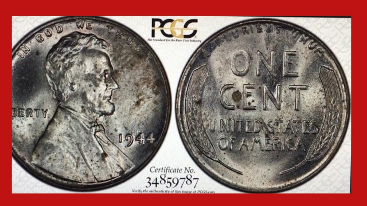 1944 Steel Penny Worth Money How To Find Out Check Your Change