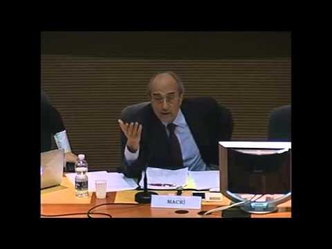 The UE and Member States in Global Affairs - Criminalità organizzata