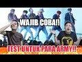 Download Video TEST MENJADI FANDOM BTS (ARMY!!) BERANI COBA? ( SUSAHH TERNYATA!! )