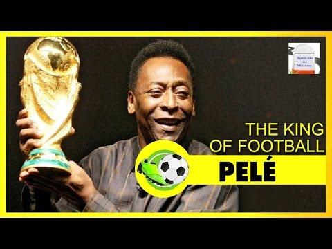 First Time Pele The Football King Real Biography || ligents who are Mile stone