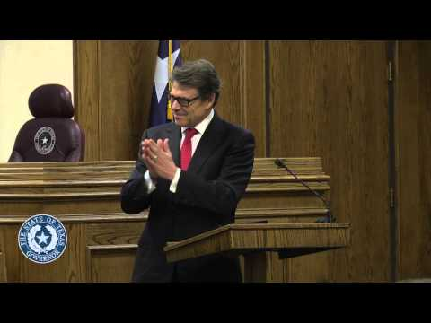 Gov. Perry Recognized by NADCP for Successful Specialty Court Program in Texas
