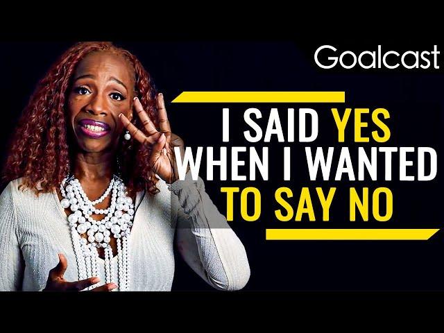 These 3 Sentences Will Change Your Life | Lisa Nichols | Goalcast