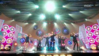 After School - Because of You, 애프터 스쿨 - 너 때문에, Music Core 20100116