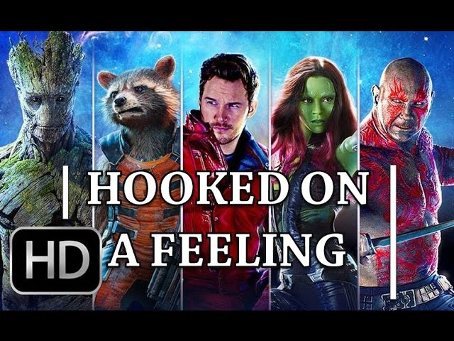 Guardians of the Galaxy - I'm Hooked on a Feeling #1